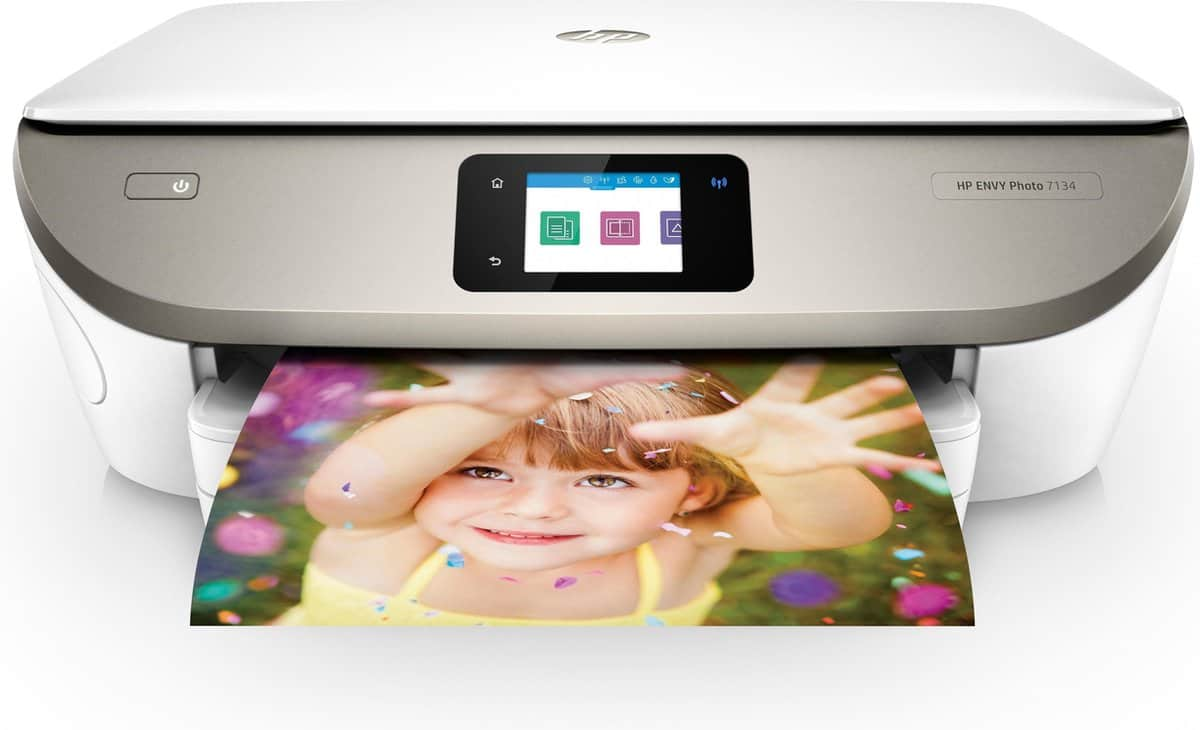 HP Envy Photo 7134